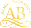 logo Almas Bagrationi gold